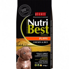 Picart Nutribest Puppy 15 Kg