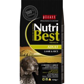 NutriBest Adult Lamb & Rice