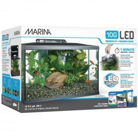 Marina Led Kit Acuario 10G 38Litros