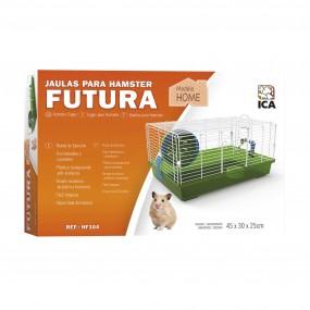 Jaula FUTURA HOME para hámster (45 cm)