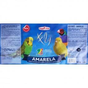 Pasta AMARELA Morbida amarilla Raggio di Sole 10 Kgrs.